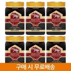 하이로우 꿀 x6